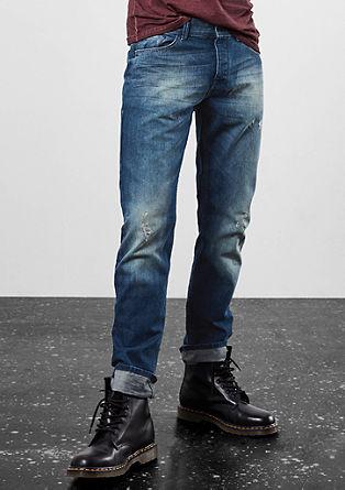 Pete Straight: Jeans hlače z raztrganinami
