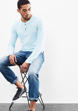 Pete Straight: Non-stretch denim from s.Oliver