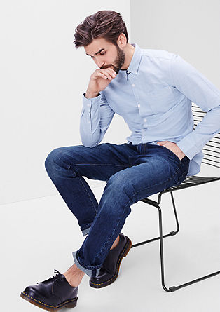 Pete Straight: robust jeans from s.Oliver
