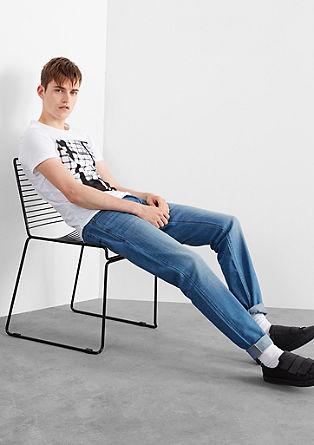 Pete Straight: Sprane jeans hlače