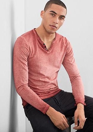 Pigment Dye-Jerseyshirt
