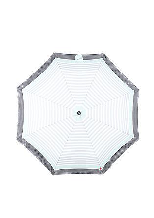Pisan zložljiv dežnik