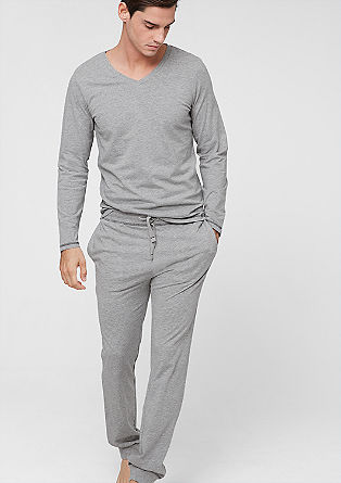 Pižama hlače iz jerseya