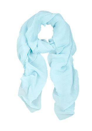 Plissée-Schal mit Glitzer