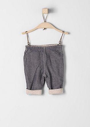 Podložene hlače iz džersija