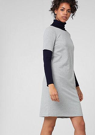 Polka dot sweatshirt dress from s.Oliver
