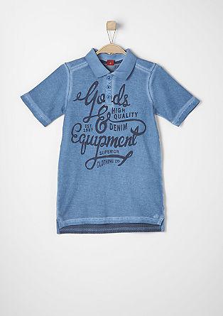 Polo majica s potiskom
