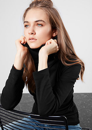 Polo neck top double pack from s.Oliver