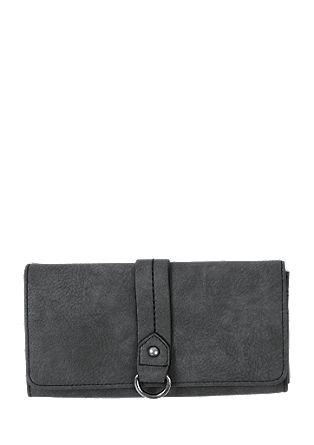Portemonnaie mit Zierriegel