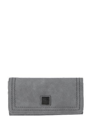 Portemonnaie mit Ziersteppung