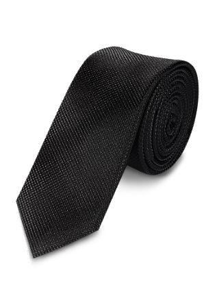 Preprosta in elegantna svilena kravata