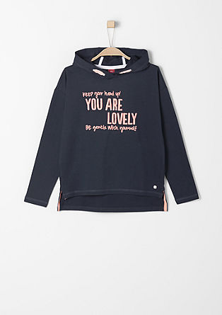 Printed sweatshirt from s.Oliver