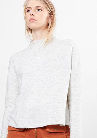 Puhasto mehek pleten pulover