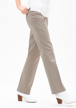 Rachel regular: elegante business pantalon