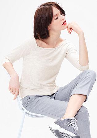 Raglánové tričko s3/4 rukávy