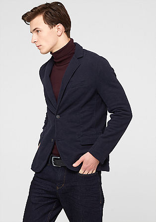 Regular: casual sweatshirt jacket from s.Oliver
