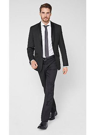 Regular: elegant suit from s.Oliver