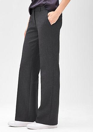 Regular: elegante stretchbroek