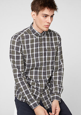 Regular: karirasta flanelasta srajca
