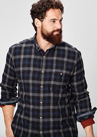 Regular: karirasta srajca iz tvila