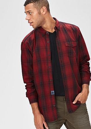 Regular: Karirasta srajca