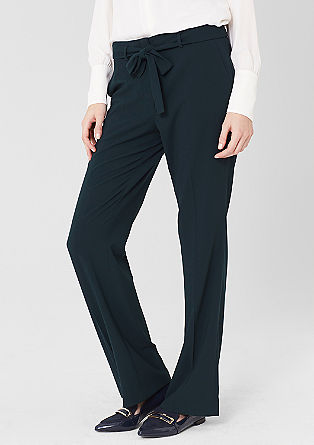 Regular: klassieke business pantalon