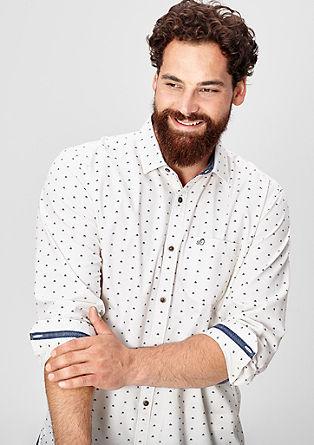 Regular: lahka srajca iz tvila