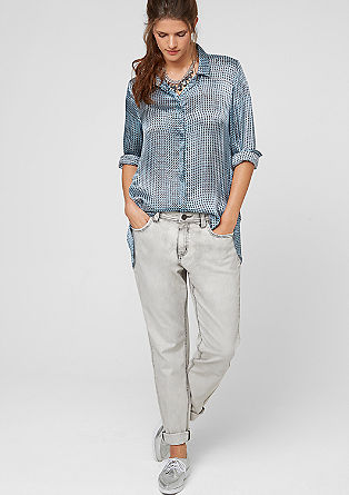 Regular: light stretch jeans from s.Oliver