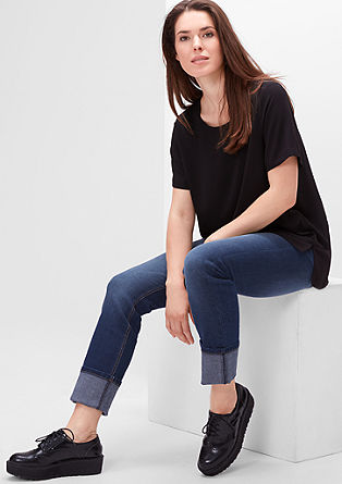 Regular: lightweight stretch jeans from s.Oliver