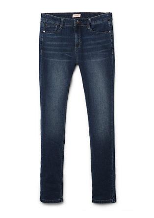 Regular: mehke 7/8 jeans