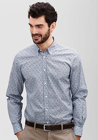 Regular: Modisches Hemd