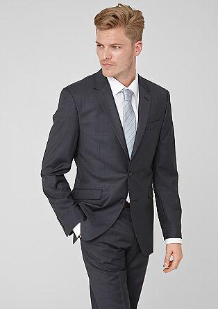 Regular: Suknjič s strižno volno