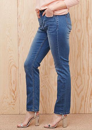 Regular: super stretchy jeans from s.Oliver