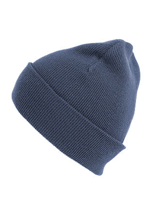 Ribbed hat from s.Oliver