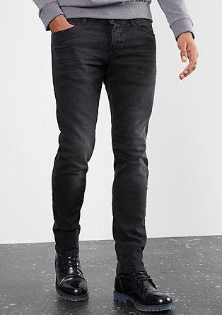 Rick Slim: Barvne jeans hlače