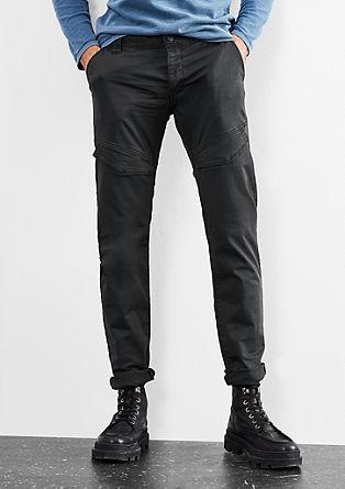 Rick Slim: barvne kargo hlače chino