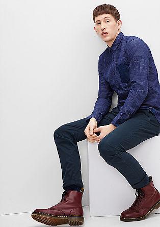 Rick Slim: Chino aus Baumwollstretch