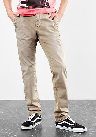 Rick Slim: Colored Jeans