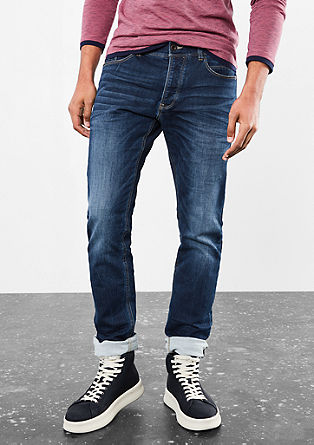 Rick Slim: slim fit jeans from s.Oliver