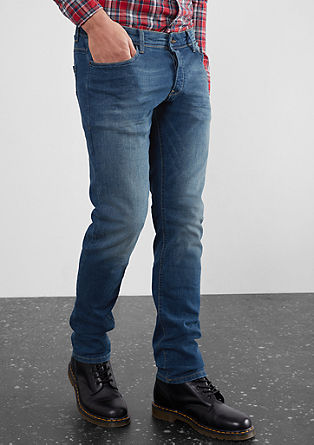 Rick Slim: Stretch-Jeans