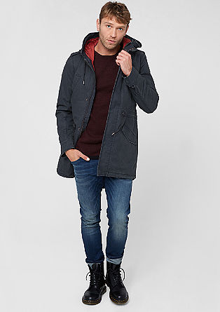 Robust winter jacket from s.Oliver
