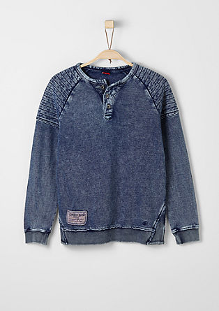Rock 'n' roll sweatshirt from s.Oliver