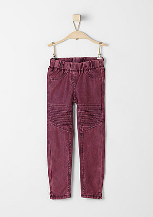 Rockige Jeggings