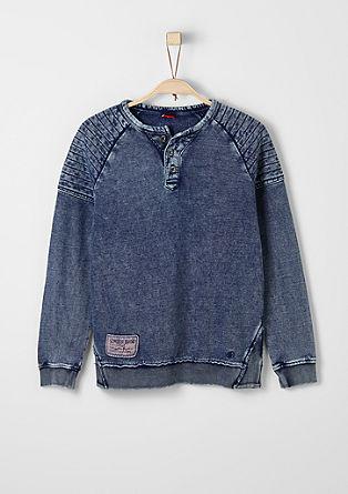 Rockiges Sweatshirt