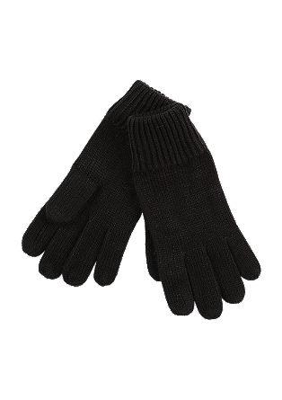 Rokavice iz fine pletenine