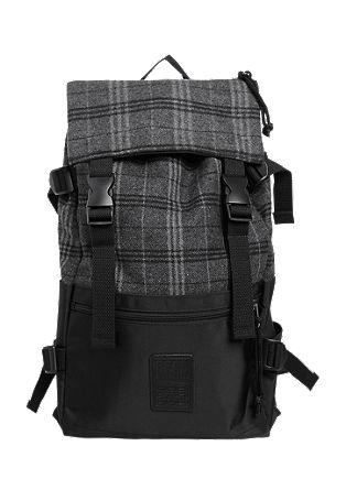 Rucksack mit Two-Tone-Design