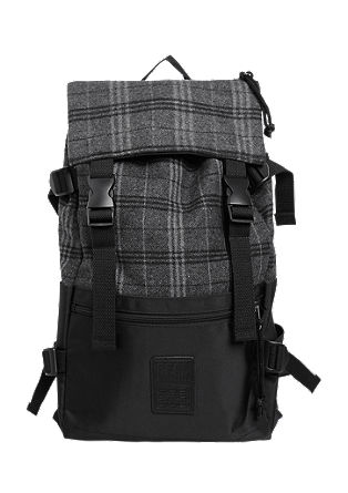 Rucksack with a two-tone design from s.Oliver