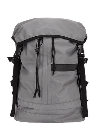 Rucksack with functional details from s.Oliver