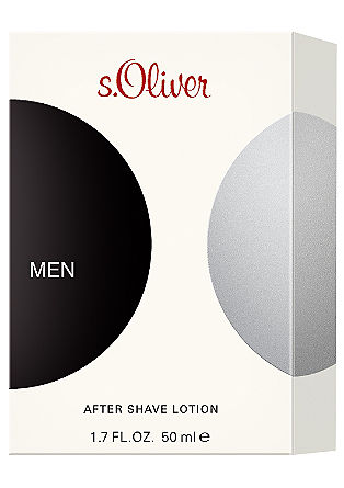 s.Oliver MAN After Shave Lotion 50 ml