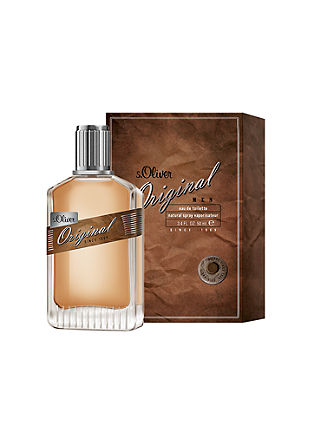 s.Oliver ORIGINAL men EdT Natural Spray 50 ml